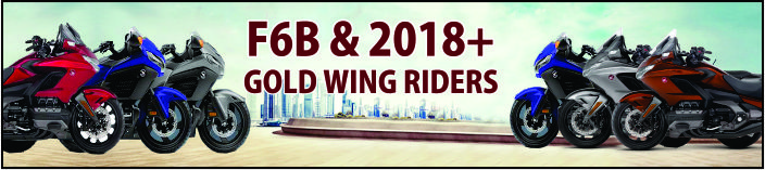 Honda F6B Forums - The website for F6B & Gold Wing 2018+ Riders - Powered by vBulletin